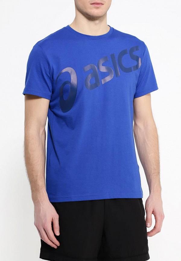 Футболка с надписями Asics (Асикс) 125072: изображение 7