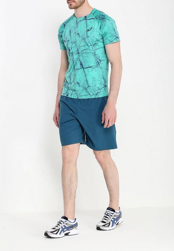 Мужские спортивные шорты Asics (Асикс) 130227: изображение 2