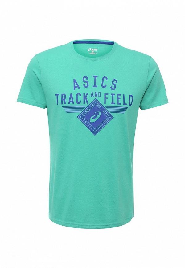 Футболка с надписями Asics (Асикс) 131841