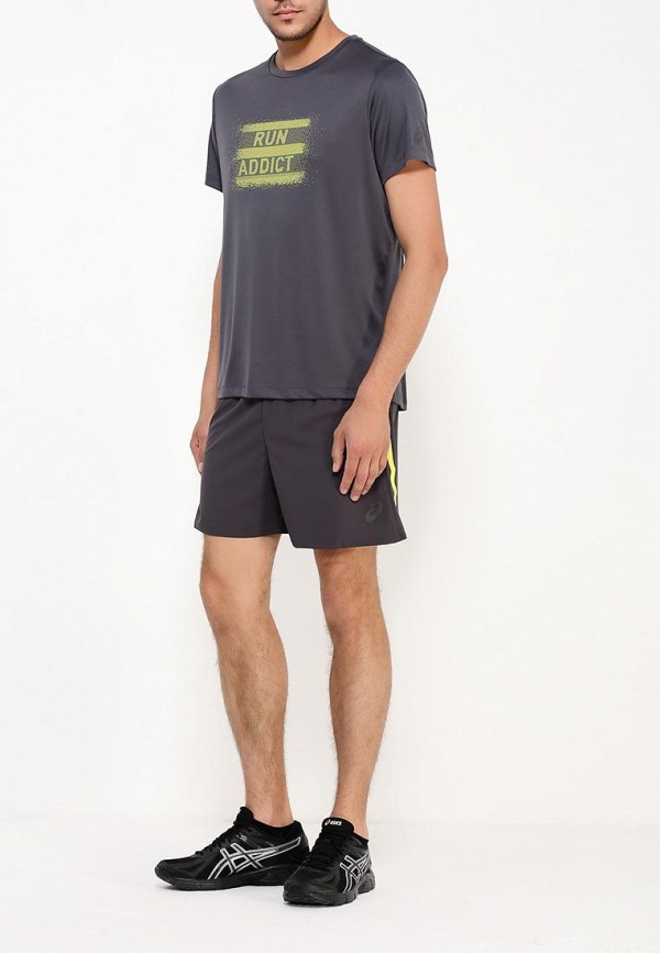 Мужские спортивные шорты Asics (Асикс) 129920: изображение 3