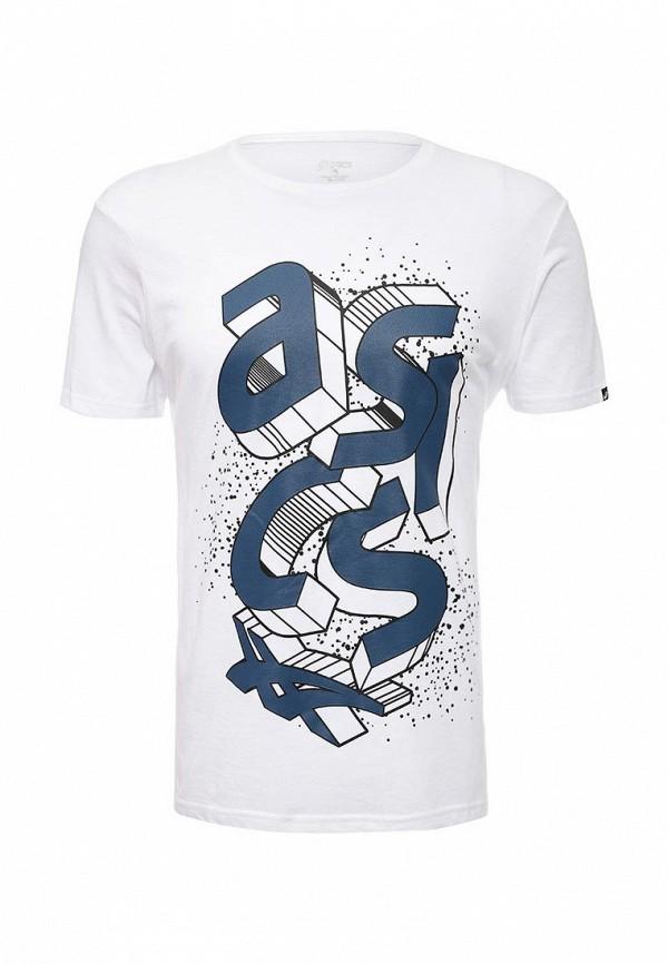Футболка с надписями Asics (Асикс) 134785