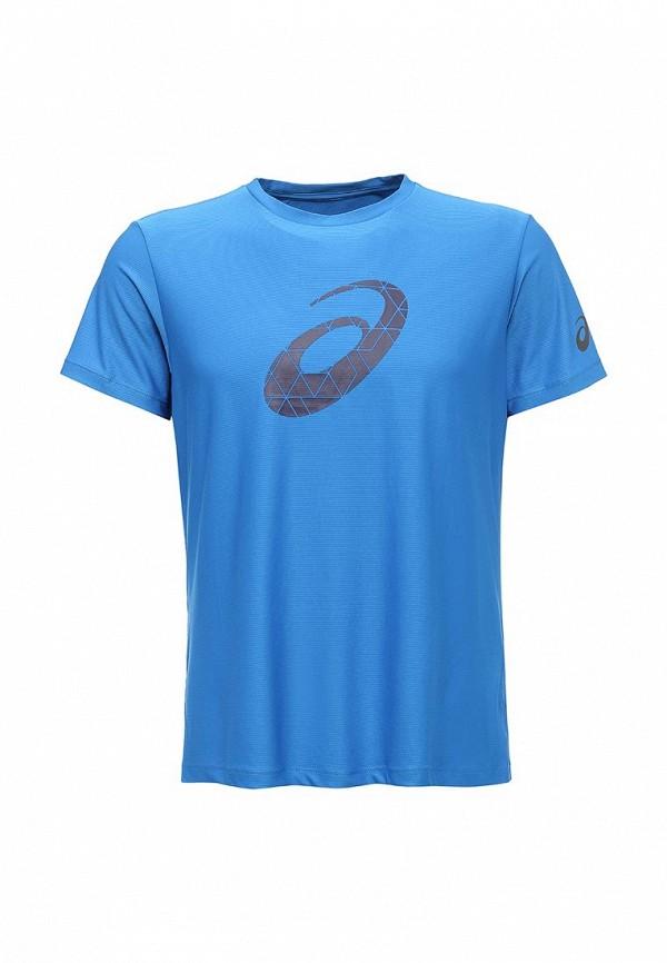 Футболка спортивная ASICS ASICS AS455EMULZ51 футболка спортивная asics asics as455ewumb13