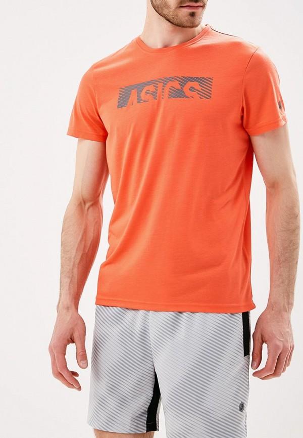 Футболка спортивная ASICS ASICS AS455EMZTD99 футболка спортивная asics asics as455emztd99