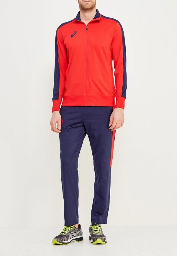 Костюм спортивный ASICS ASICS AS455EMZTE21 костюм спортивный мужской asics man lined suit куртка брюки цвет красный синий 156853 0600 размер xxl 52