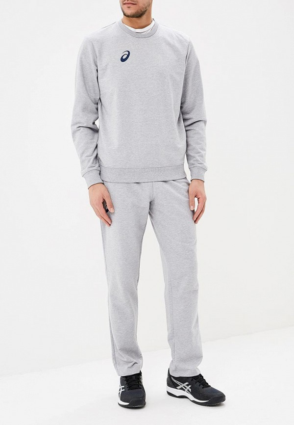 Костюм спортивный ASICS ASICS AS455EMZTE24 костюм спортивный женский asics sweater suit цвет серый 142917 0798 размер s 42 44