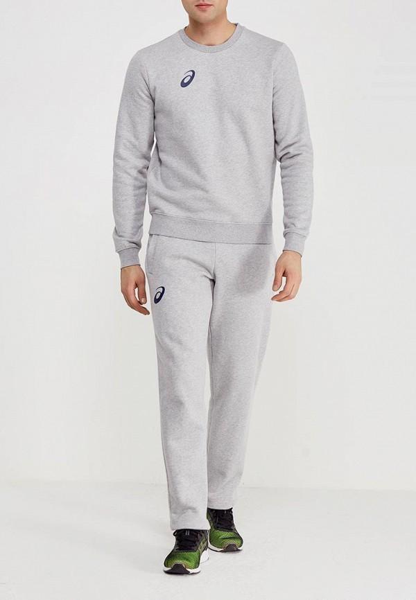 Костюм спортивный ASICS ASICS AS455EMZTF27 костюм спортивный женский asics sweater suit цвет серый 142917 0798 размер s 42 44