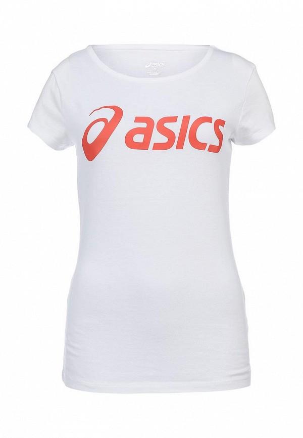Футболка с надписями Asics (Асикс) 122863: изображение 1
