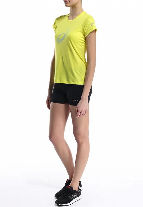 Женские спортивные шорты Asics (Асикс) 110427: изображение 3