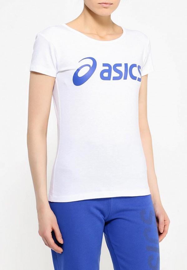 Футболка с надписями Asics (Асикс) 122863: изображение 8
