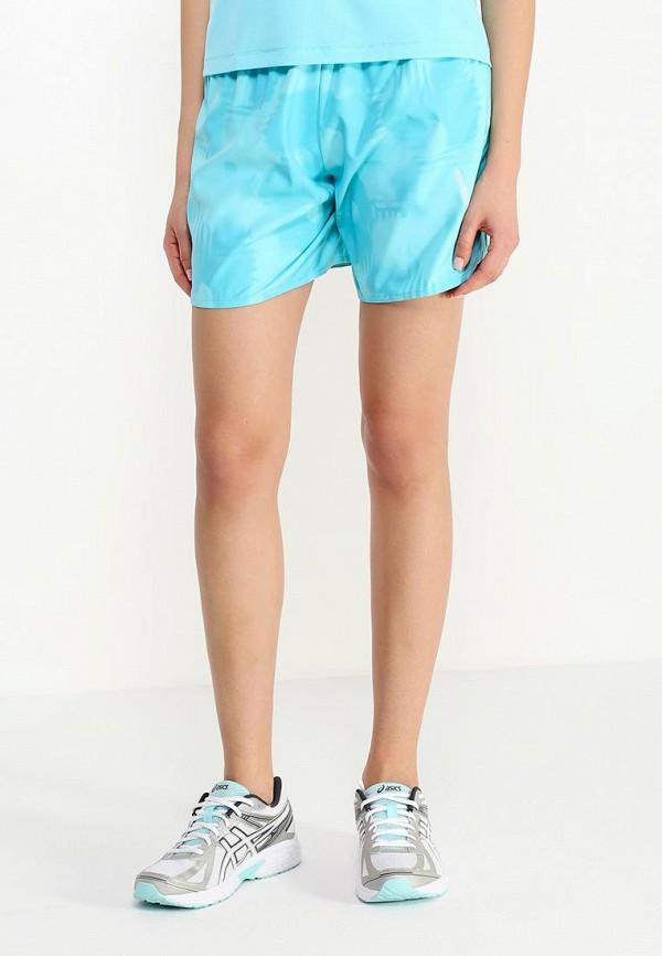 Женские спортивные шорты Asics (Асикс) 129984: изображение 3