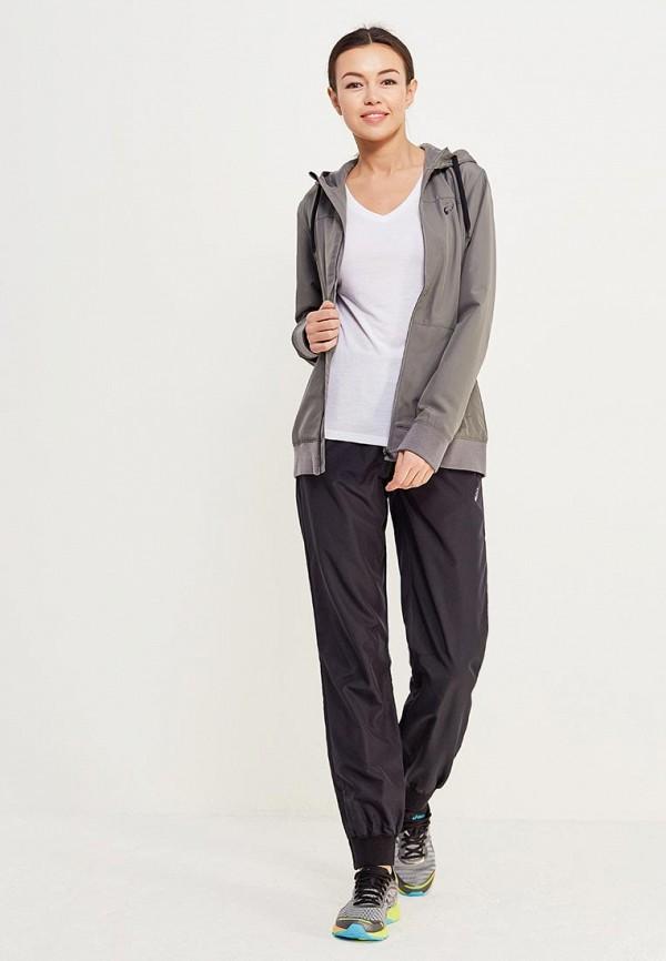 Костюм спортивный ASICS ASICS AS455EWOUX76 костюм спортивный женский asics sweater suit цвет серый 142917 0798 размер s 42 44