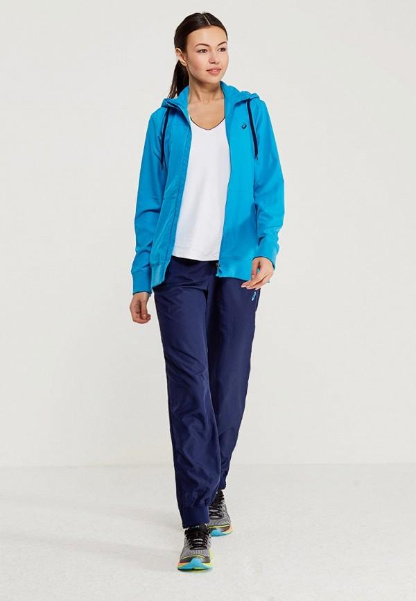 Костюм спортивный ASICS ASICS AS455EWOUX77 костюм спортивный мужской asics man lined suit куртка брюки цвет красный синий 156853 0600 размер xxl 52