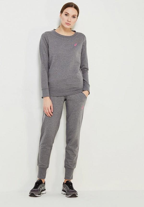 Костюм спортивный ASICS ASICS AS455EWOUX79 костюм спортивный женский asics sweater suit цвет серый 142917 0798 размер s 42 44