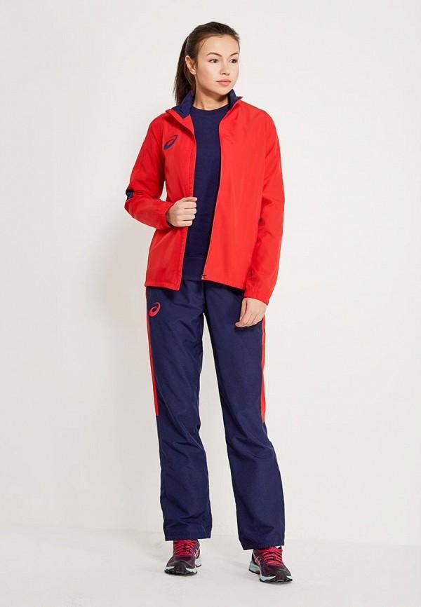 Костюм спортивный ASICS ASICS AS455EWZTJ60 костюм спортивный мужской asics man lined suit куртка брюки цвет красный синий 156853 0600 размер xxl 52