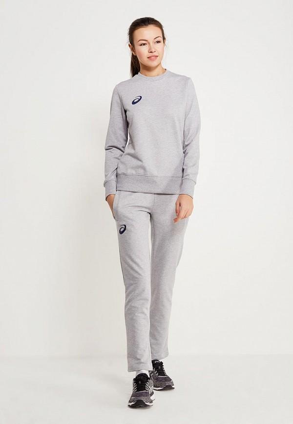 Костюм спортивный ASICS ASICS AS455EWZTJ65 костюм спортивный женский asics sweater suit цвет серый 142917 0798 размер s 42 44