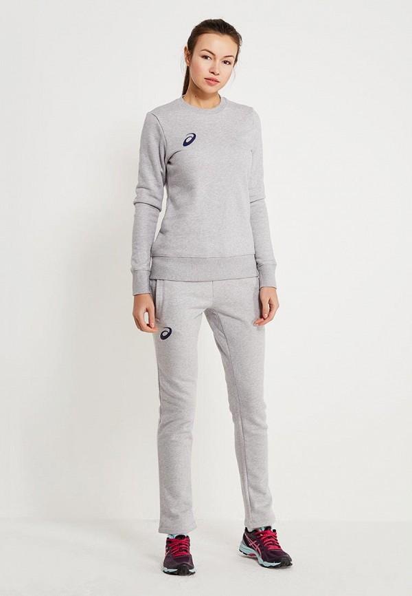 Костюм спортивный ASICS ASICS AS455EWZTJ69 костюм спортивный женский asics sweater suit цвет серый 142917 0798 размер s 42 44