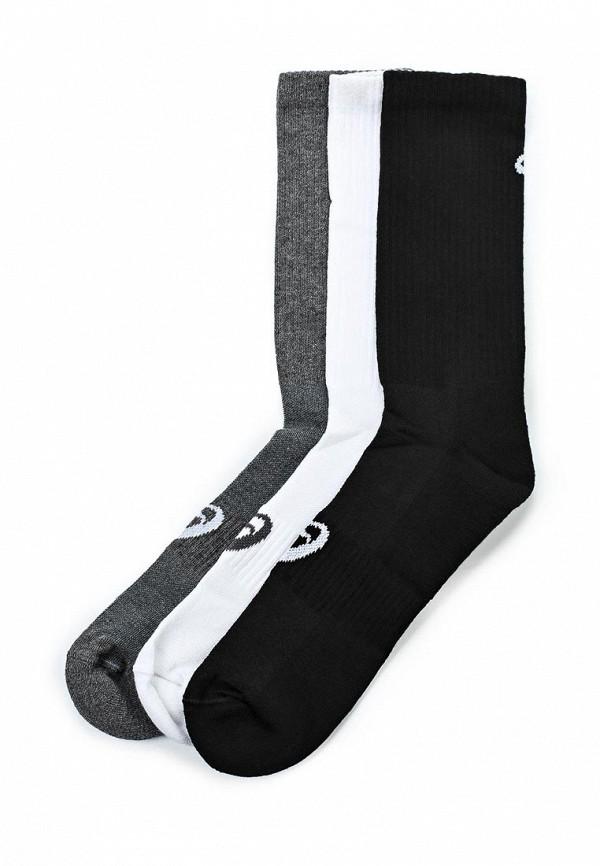 Комплект носков 3 пары ASICS ASICS AS455FUHAR85 комплект носков 3 пары infinity kids
