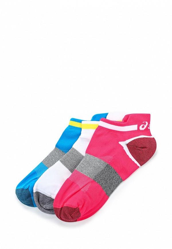 Комплект носков 3 пары ASICS ASICS AS455FUOUV98 комплект носков 3 пары infinity kids