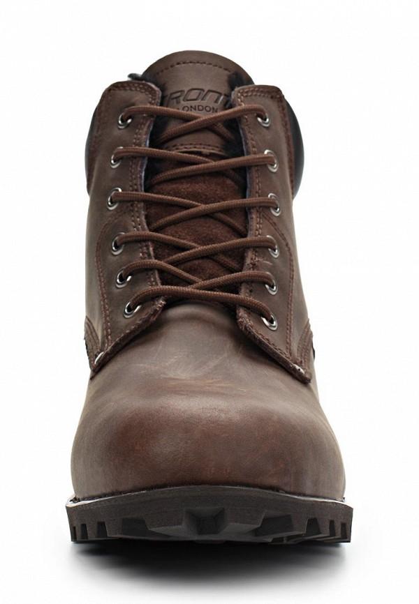 Мужские ботинки Ascot SH 2687-01 STAMFORD: изображение 6