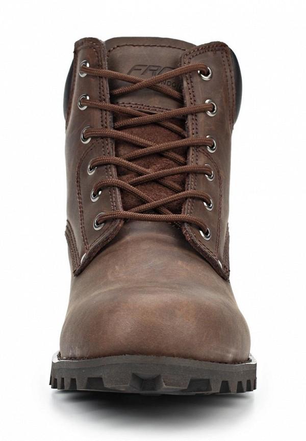 Мужские ботинки Ascot SH 2687-011M STAMFORD: изображение 5