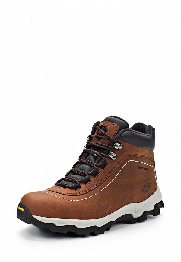 Мужские ботинки Ascot T442B-01 MATTERHORN: изображение 1