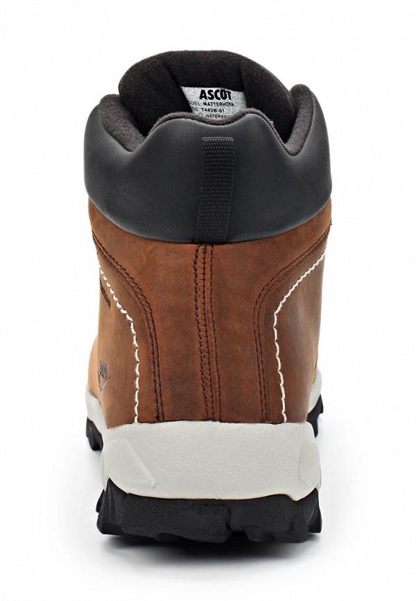 Мужские ботинки Ascot T442B-01 MATTERHORN: изображение 2