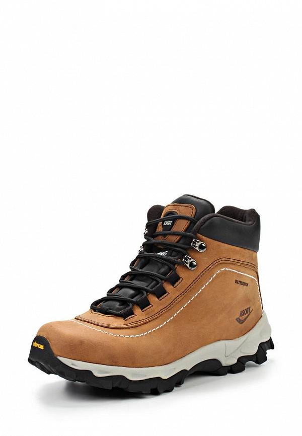 Спортивные мужские ботинки Ascot T442B-02 MATTERHORN: изображение 1