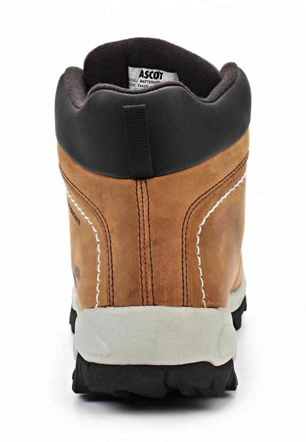 Спортивные мужские ботинки Ascot T442B-02 MATTERHORN: изображение 2