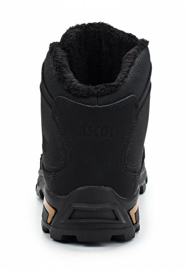 Мужские ботинки Ascot SH 2406-01 NOMAD: изображение 2