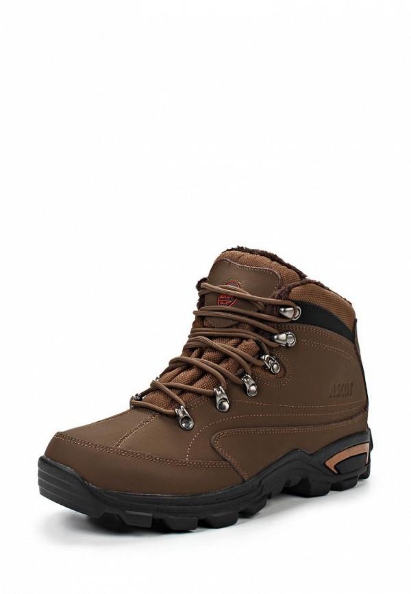 Мужские ботинки Ascot (Аскот) SH 2406-02 NOMAD