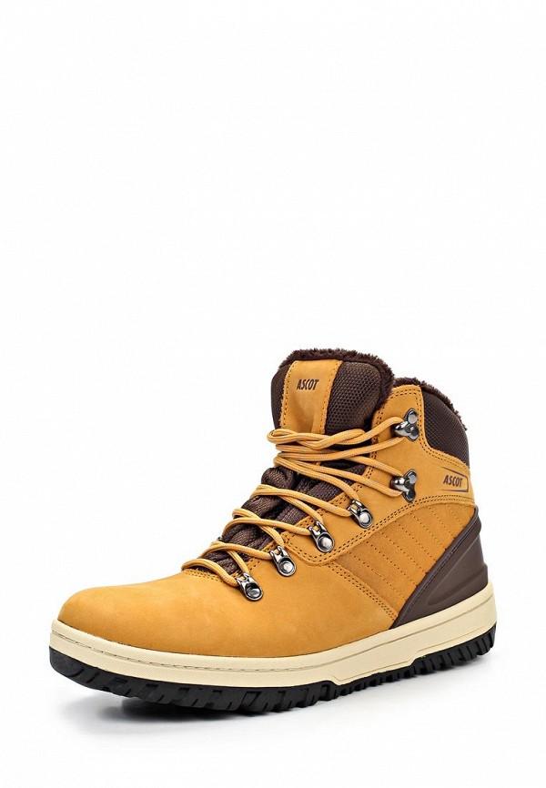 Мужские ботинки Ascot ST 0210-01 PITER: изображение 1