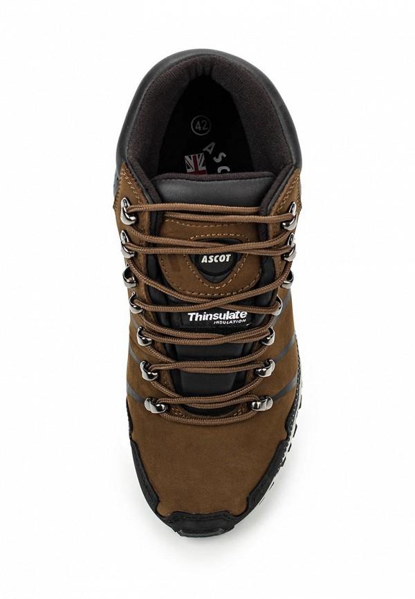Спортивные мужские ботинки Ascot (Аскот) T877-04 KENIA: изображение 4