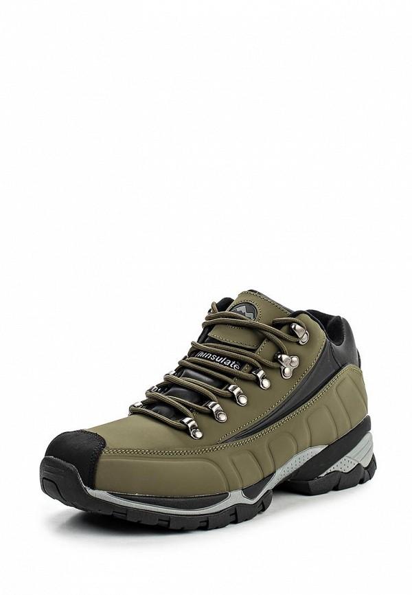 Ботинки трекинговые Ascot T878-02 TANZANIA