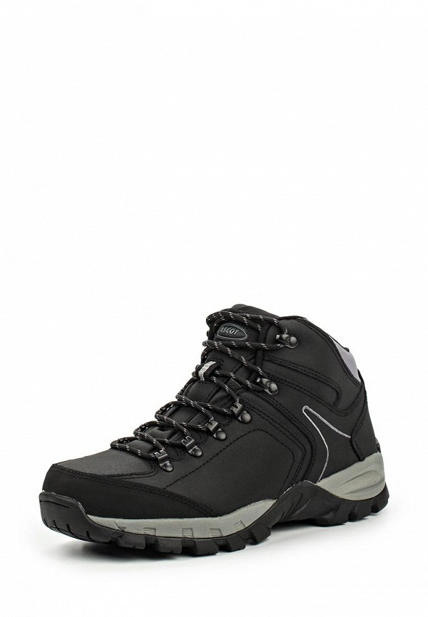 Ботинки трекинговые Ascot SH 2683-08 BERLIN