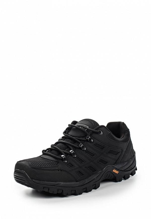 Спортивные мужские ботинки Ascot (Аскот) SH 2713-01 CRATER