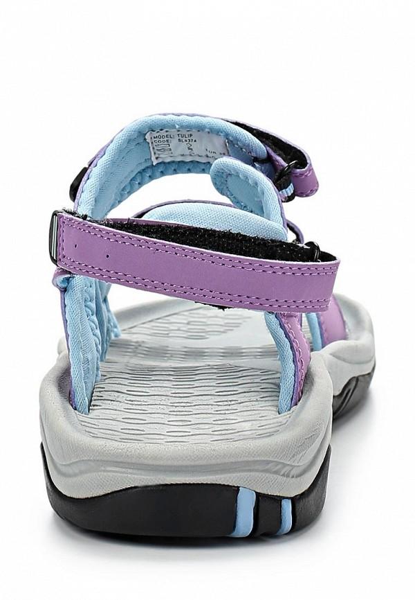 Женские спортивные сандалии Ascot SL 9374 TULIP: изображение 3