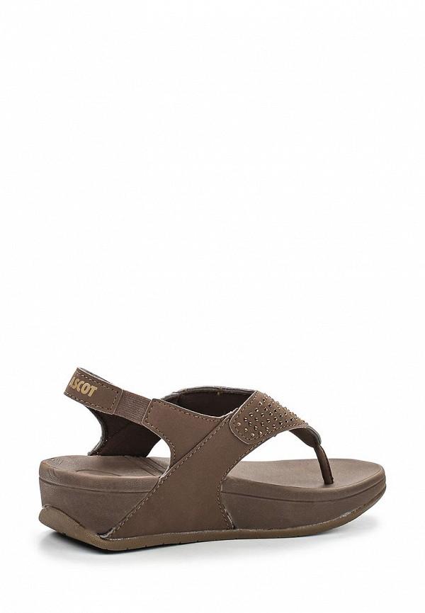 Женские сандалии Ascot SL 9476-04 HAVANA: изображение 2