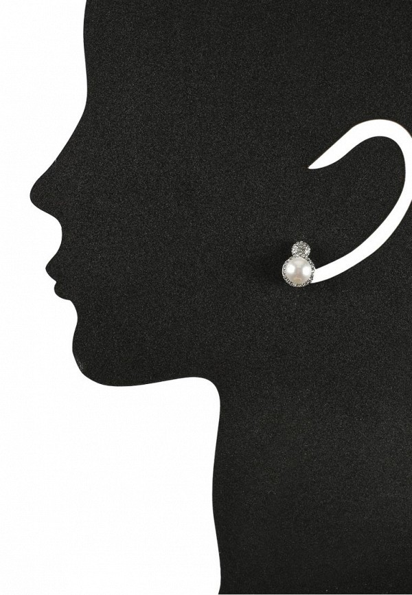 Женские серьги AtStyle247 T-B-8395-EARR-RH.WHITE: изображение 2