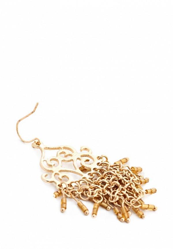 Женские серьги AtStyle247 T-B-8445-BRAC-GD.GOLD: изображение 2
