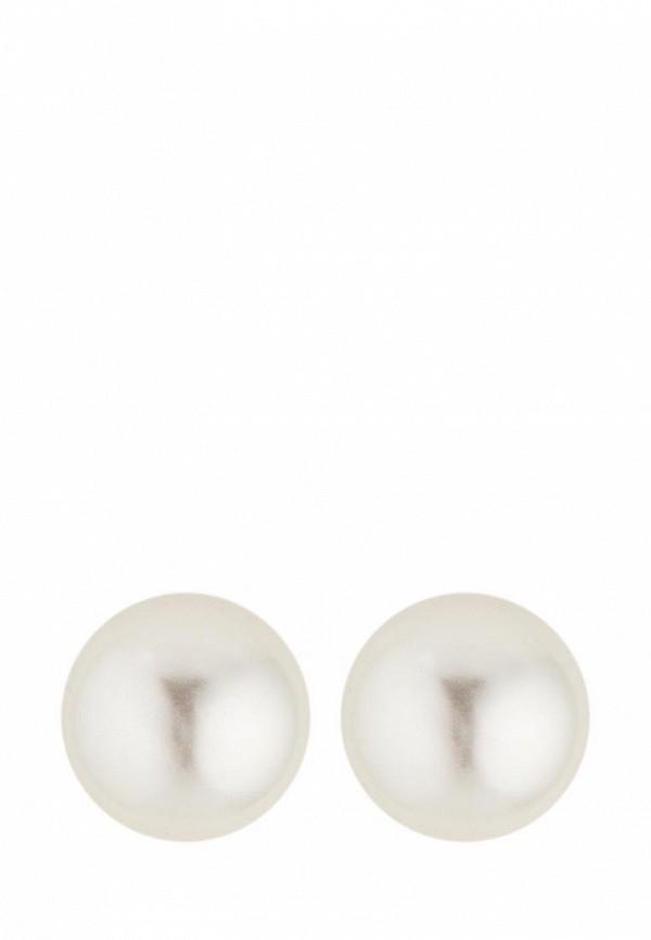 Женские серьги AtStyle247 T-B-8476-EARR-GD.CREAM: изображение 1