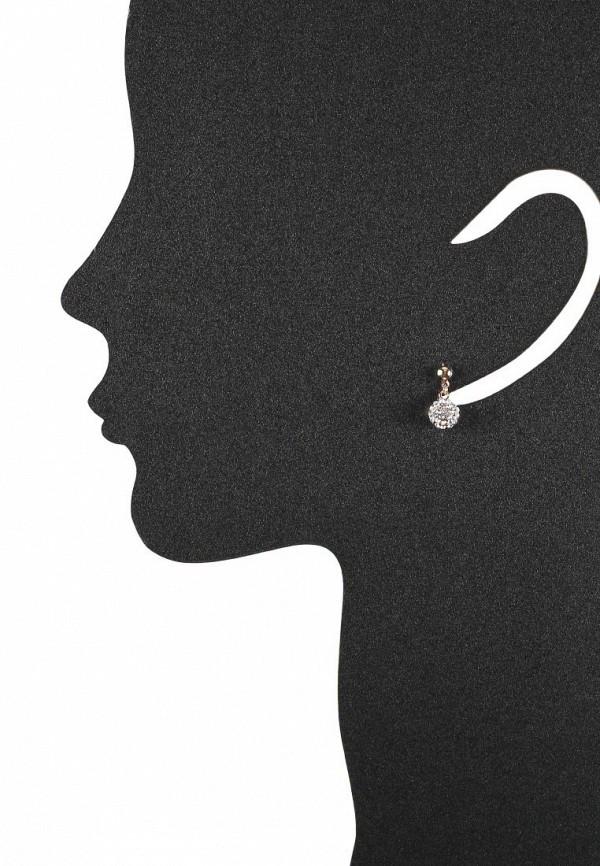 Женские серьги AtStyle247 T-B-8484-EARR-GD.CRYSTAL: изображение 6