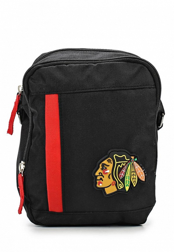 Сумка спортивная Atributika & Club™ NHL Chicago Blackhawks