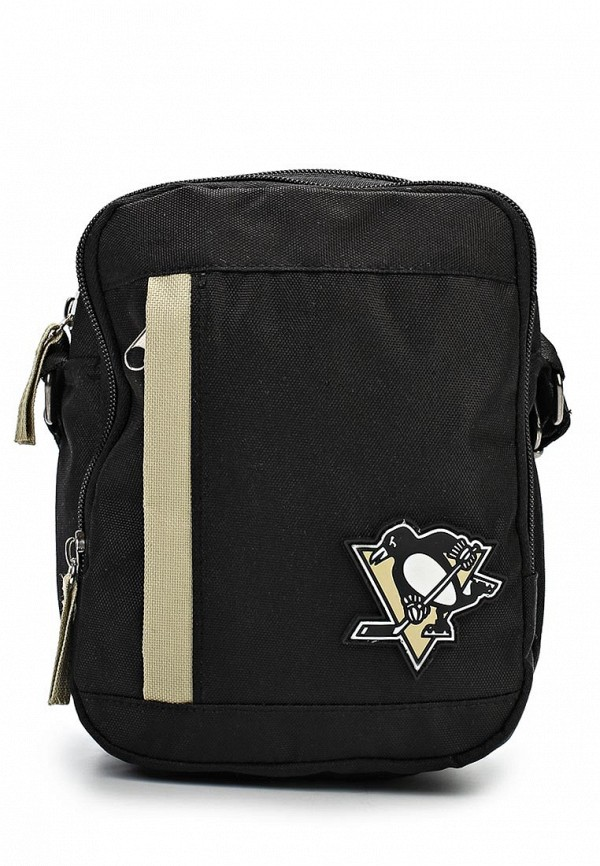 Сумка спортивная Atributika & Club™ NHL Pittsburgh Penguins