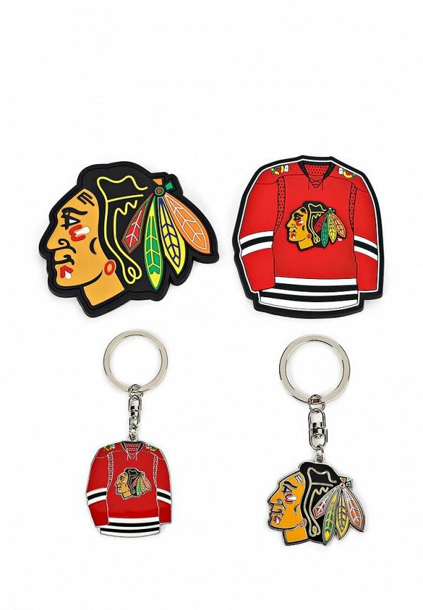 Набор сувенирный Atributika & Club™ NHL Chicago Blackhawks