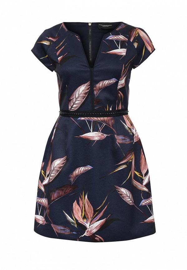 Платье-мини Atos Lombardini P03036: изображение 1