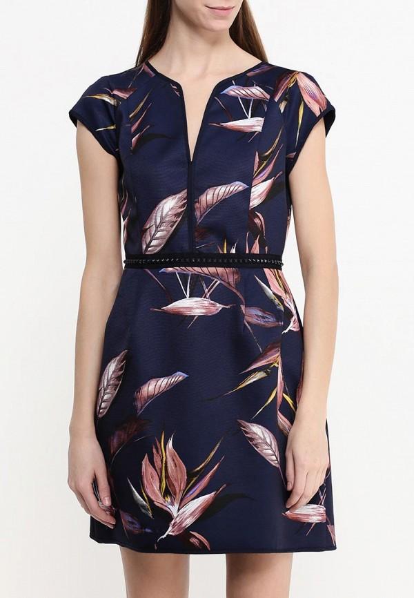 Платье-мини Atos Lombardini P03036: изображение 4