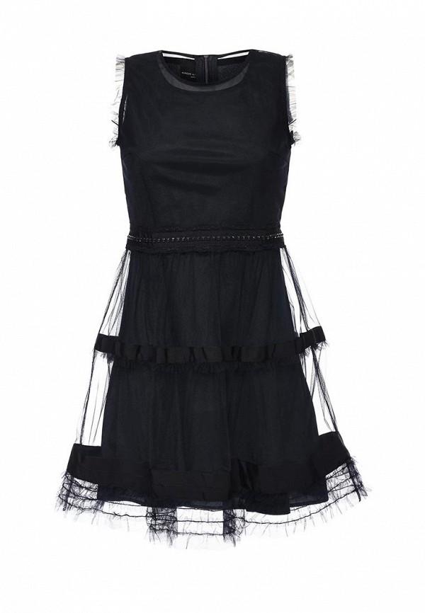 Платье-миди Atos Lombardini P03021: изображение 1