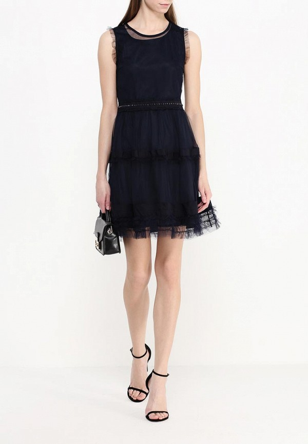 Платье-миди Atos Lombardini P03021: изображение 2