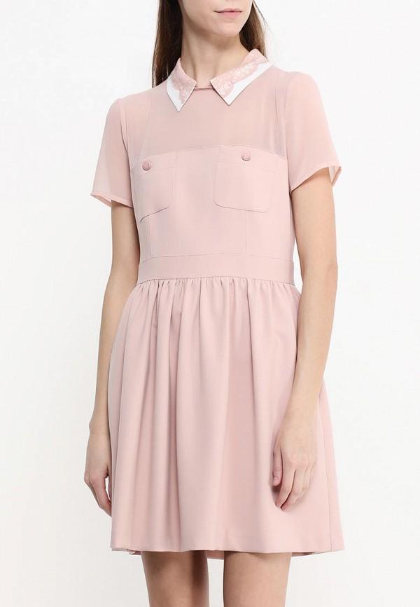 Платье-миди Atos Lombardini P03037: изображение 3