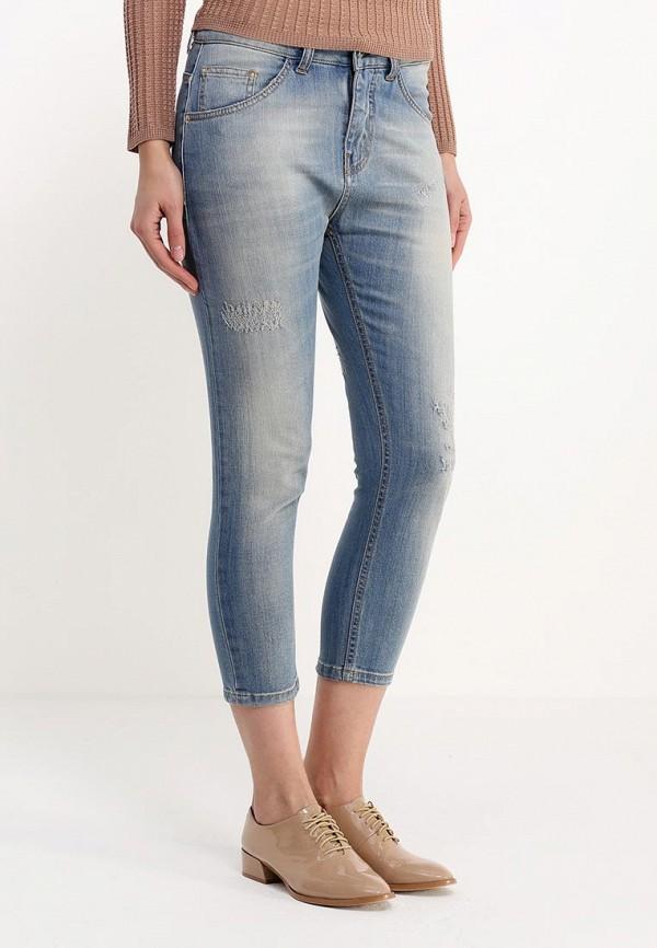 Зауженные джинсы Atos Lombardini P04024: изображение 3